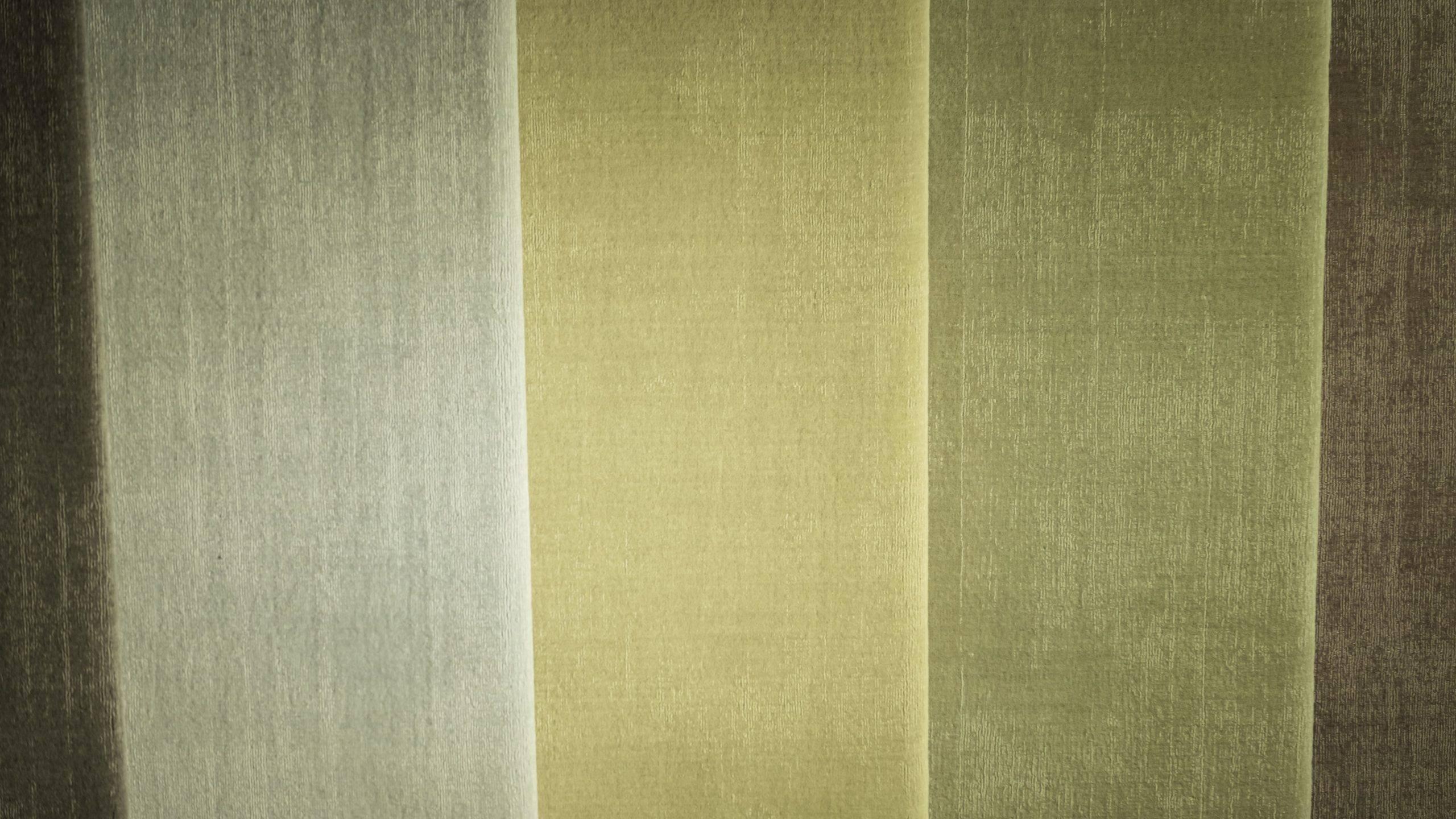 Grüne Teppiche