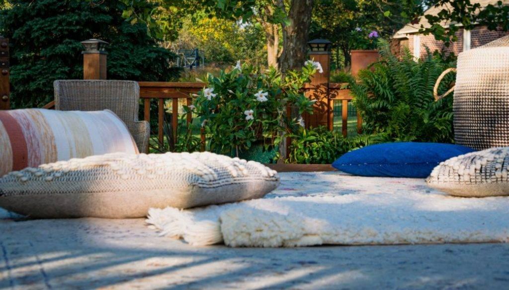 Nachhaltige Teppiche